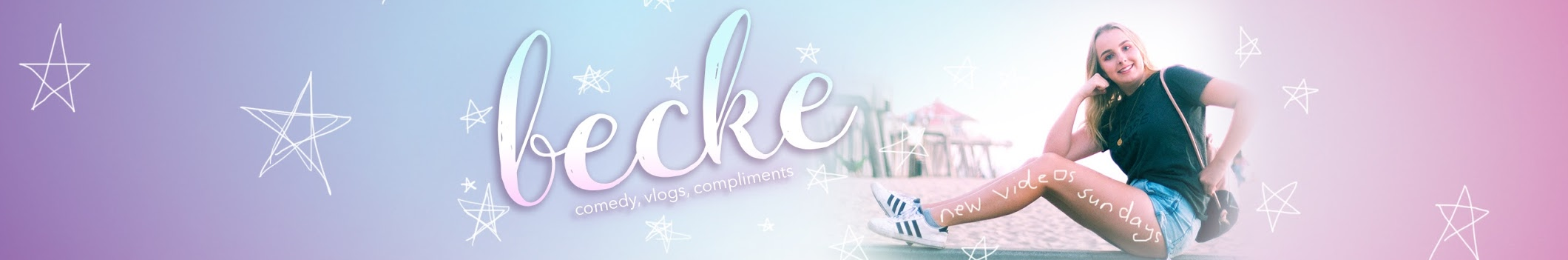 Becke Griggs YouTube Banner